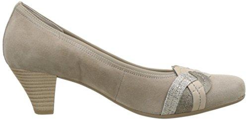 Gabor Damen Fashion Pumps Braun (visone/torba/fango 12)
