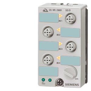 SIEMENS SIRIUS - MODULO COMPACTO AS-INTERFACE K45 4 CONECTOR HEMBRA M8