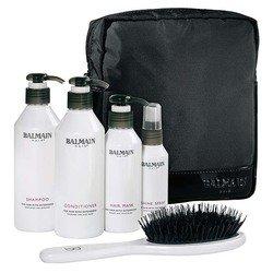 Balmain Beauty Bag schwarz