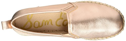 Sam Edelman Carrin, Espadrilles Femme Gold (blush gold)