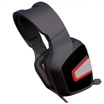 Patriot Memory PV3617UMLK-DE Gaming-Kopfhörer mit 7.1 Virtual Surround Sound schwarz