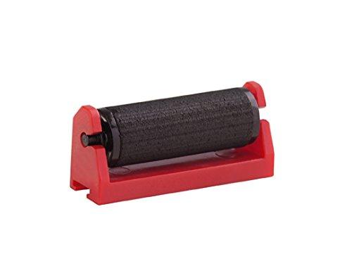 Avery Zweckform IRAV5 Ersatz-Tintenrollen (für PL1/8 und PL2/18 161 x 58 x 14 mm) 5 Stück schwarz