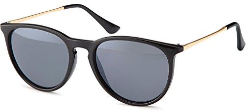 UVprotect® Retro Horn Optik Sonnenbrille W25-3