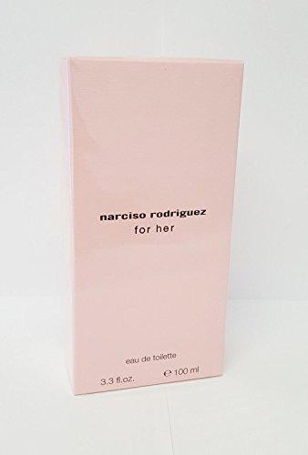 NARCISO RODRIGUEZ–For Her 100ML SPRAY Eau de Toilette da donna