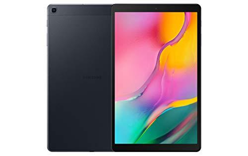 Samsung Galaxy Tab A - Tablet de 10.1' FullHD (Wifi, Procesador Octa-core, 2GB de RAM, 32GB de almacenamiento, Android actualizable) negra
