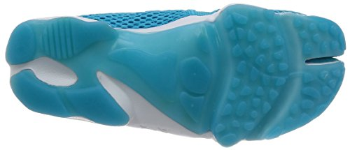 Nike Wmns Air Rift Br, Chaussures de Sport Femme Bleu - Azul (Gamma Blue / Blue Lagoon-White)