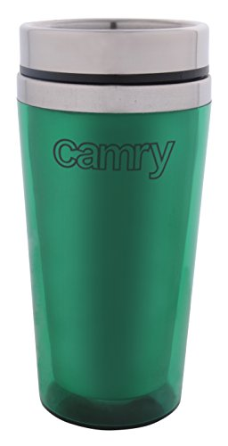 Camry cr6696-Tazza termica, colore: verde