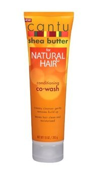 Cantu Natural Complete Conditioning Co-Wash, Shea Butter 283 g from Cantu