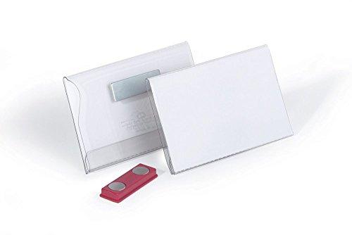 Durable 627181 - Pack de 25 identificadores