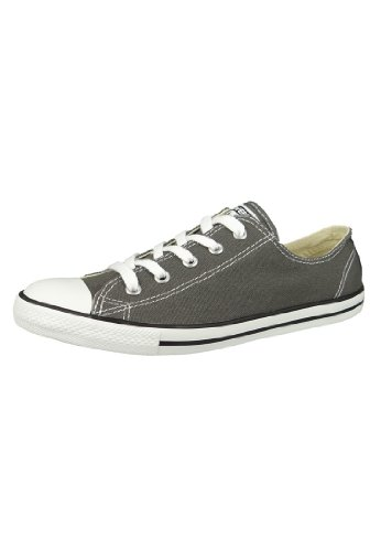 Converse As Dainty Ox, Baskets mode mixte adulte Gris