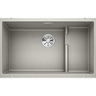 Blanco Subline 700U Level 523455Kitchen Sink, Pearl Grey