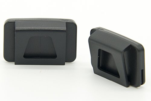 protastic Ersatz dk-5Okular Schild für Nikon N55N65N75N80D100D70D40D90D3000D5000Kameras (2Stück)