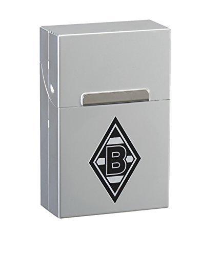MM Penna 27,2025 Modello Alluminio Borussia Mönchengladbach (Cromo)