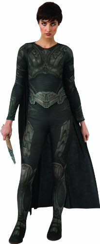 Faora Kostüm Superman - Man of Steel Faora Deluxe Kostüm - Small