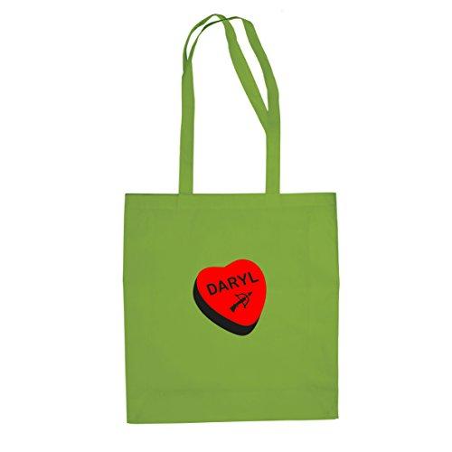 Love Daryl - Borsa Di Stoffa / Borsa Verde Chiaro
