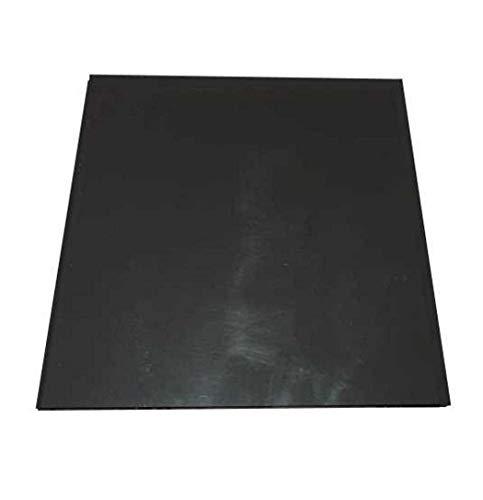 Viton Güteklasse A Gummi Tabelle 100mm² Pad-3mm THK, Hohe Temperatur, Chemische Beständigkeit (Chemische Tabelle)