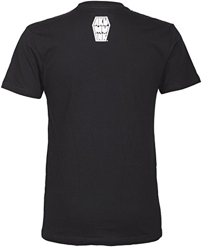 Akumu Ink A DELECTABLE TEA PARTY Skeleton Men TSHIRT Shirt Gothic Schwarz Mit Motiv
