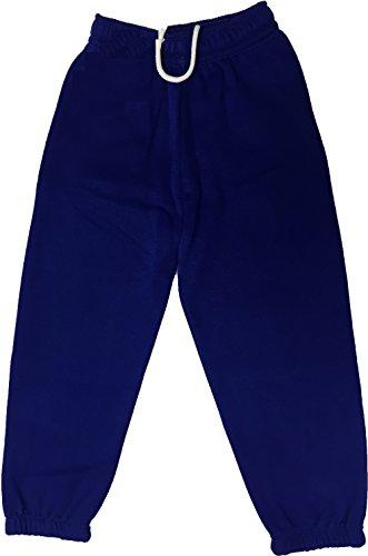 Ayra-Pantaloni-da-tuta-sportiva-per-jogging-per-bambini-in-pile-di-poliestere-adatti-per-la-scuola-blu-3-4-anni