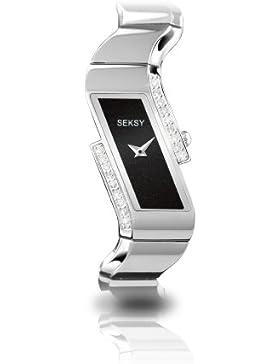 Seksy Damen-Armbanduhr Analog Quarz 4272.37