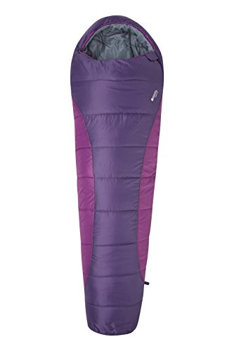 Mountain Warehouse Saco dormir Summit 250 Color baya