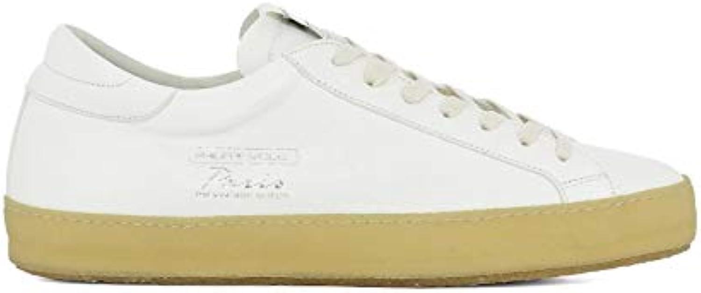 Philippe Philippe Philippe Model scarpe da ginnastica Uomo Cvluww11 Pelle Bianco | Sensazione piacevole  2212e3