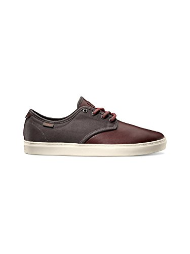 Vans Ludlow Brown VOKYAKQ Wax Twill Brown