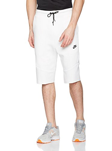 Nike Tech Fleece Short 2.0 Shorts weiß
