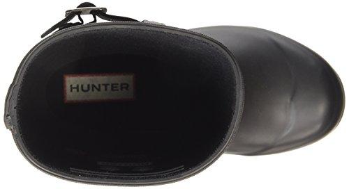 Hunter Original Tour, Bottes mixte enfant Black (Black-0Blk)