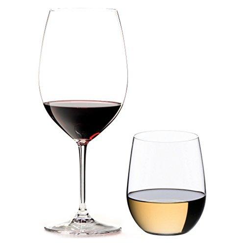 RIEDEL 5416/59 Weingläser Vinum Cabernet Sauvignon mit Viognier, 8-teilig Set