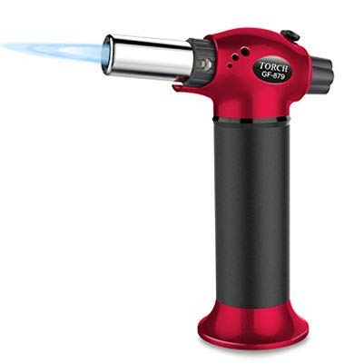 Quemador de gas butano para la cocina doméstica de color negro para...