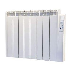 farho Radiador Bajo Consumo Tessla Dry 1000W (8) · Emisor Termico con Termostato Digital Programable 24/7 · Radiadores…