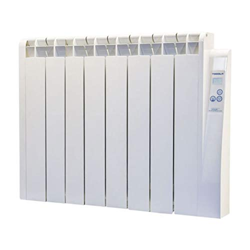 Farho Radiador Eléctrico Bajo Consumo 1000 W Detecal