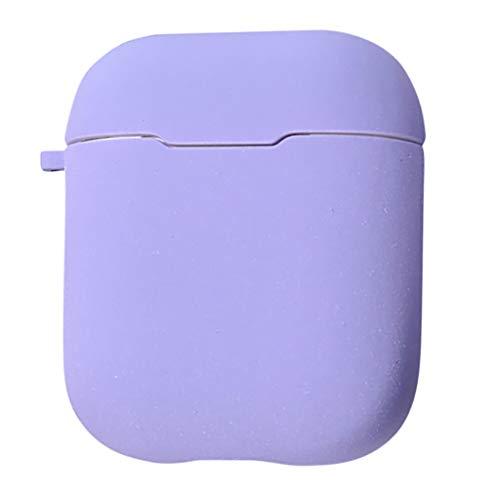 Chshe - Estuche Silicona Compatible Con Apple Airpods