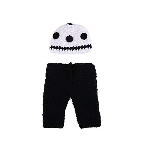 W&P wp Neugeborene Fotografie Kostüm Handgemachte gestrickte Baby -