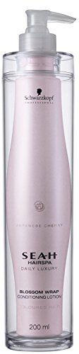 Schwarzkopf Seah Blossom Wrap Conditioning Lotion (For Coloured Hair) 200ml/6.67oz by Schwarzkopf -