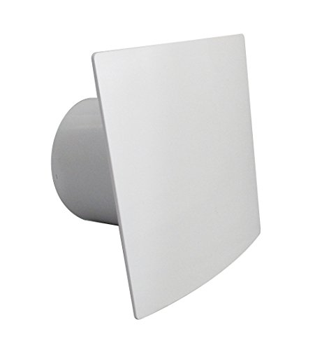 Badezimmer Abluftventilator 100mm/10,2cm Moderne Ventilator Dusche Küche - Badezimmer-ventilator-lichtschalter