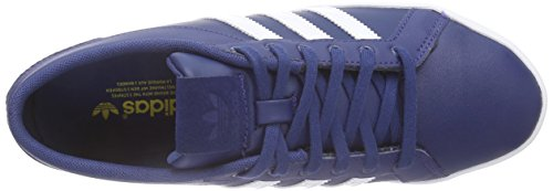 adidas Adria Ps 3s, Baskets Basses Femme Bleu (oxford Blue F15-st/ftwr White/corn Yellow F15-st)