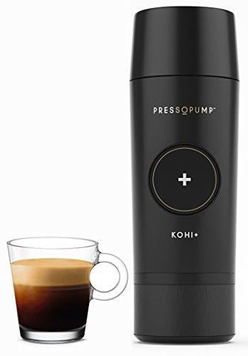 Espresso Maker (Automatic) by Pressopump 31HO2 UeiBL