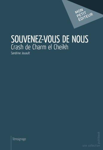 Souvenez-vous de nous par Sandrine Jouault