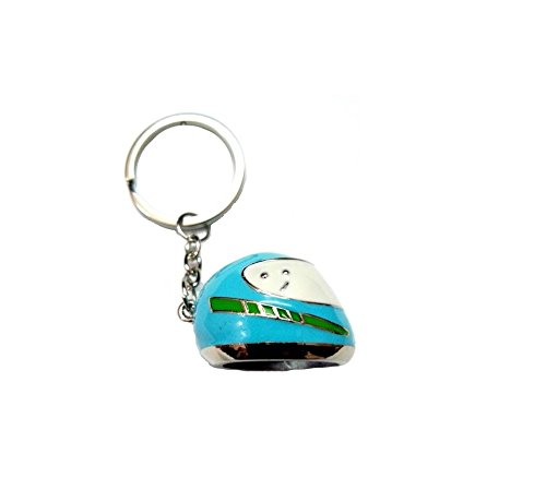 PARRK Full Metal Helmet Key Chain  available at amazon for Rs.199