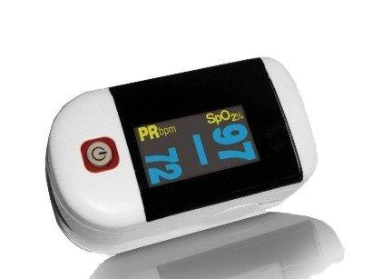 MEDX5 Blutsauerstoff-Messgerät Pulsoximeter