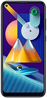 Samsung Galaxy M11 Dual SIM - 32GB, 3GB RAM, 4G LTE - Black