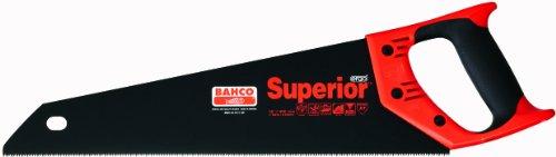 Bahco-ERGOTM Fuchsschwanz 550mm lang,9/10 pro Zoll, Typ SUPERIORTM Handsägen
