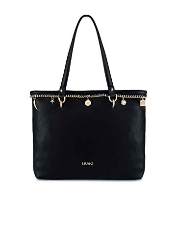 Borsa Liu Jo shopping A19110 E0058 nero