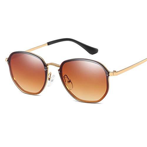 SENCILLO Männer Polarisierte Unisex-Schutz mit verstärkten lebendigen Farben und Klarheit Metallrahmen Sonnenbrille (1)