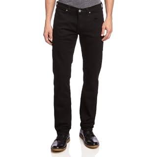 Lee Men's Daren Jeans, (Clean Black Ae), W40/ L34 (Herstellergrße: 40 34)