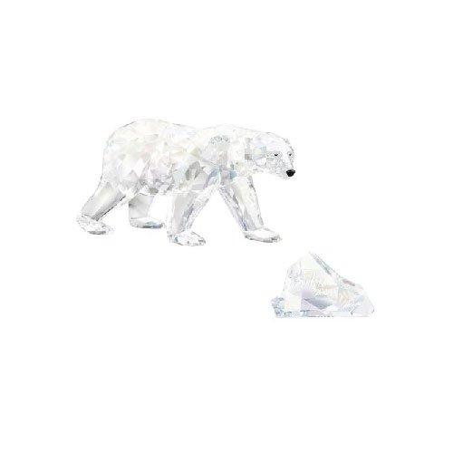 Swarovski Kristallfiguren Jahresausg. 2011 Eisbaer Siku 1053154