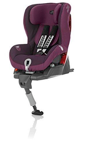 Britax Römer Autositz SafeFix plus, Gruppe 1 (9-18kg), Kollektion 2015, Dark Grape