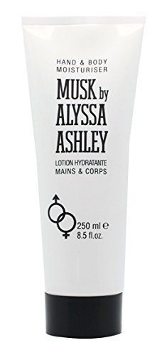 Alyssa Ashley Musk Hand and Body Lotion 250ml by Unknown