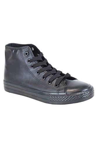 Kebello - Baskets 80054-1 All Black Noir